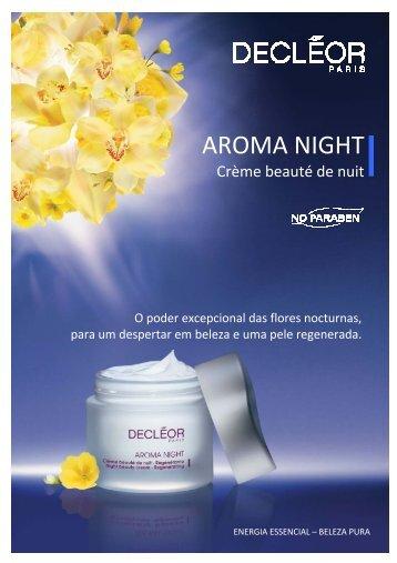 AROMA NIGHT - Sorisa