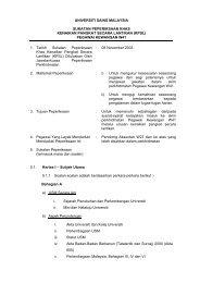 Pegawai Kewangan (W41) - KPSL - Jabatan Pendaftar - USM