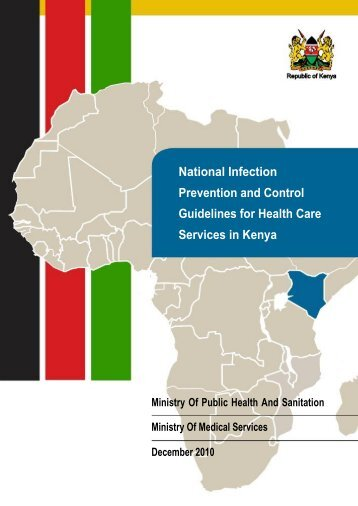 National Infection Prevention and Control policy for Health