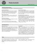Federntechnik - HENNLICH GmbH & Co KG - Page 2