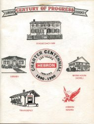 Charter Centennial - Porter County, Indiana
