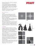 Nähanleitung für den ambition™ Quilt im pdf-Format ... - Pfaff - Seite 5
