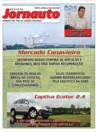 Edição169.indd 1 16/2/2009 10:05:48 - Revista Jornauto
