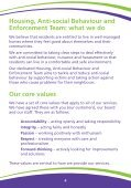 Housing, Anti-social Behaviour and Enforcement Team (HASBET) - Page 4