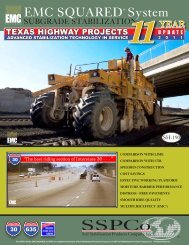 Texas Highway Projects, 11 Year Update - livebetter Magazine