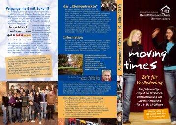 Zeit für Veränderung - Niedersächsisch Lutherische ...