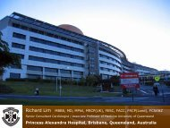 Princess Alexandra Hospital, Brisbane, Queensland, Australia