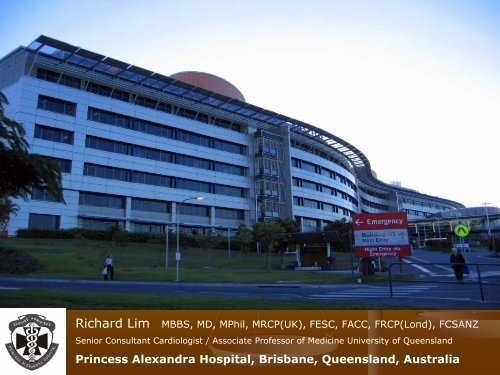 Princess Alexandra Hospital, Brisbane, Queensland, Australia