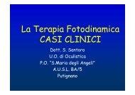14_La Terapia Fotodinamica CASI CLINICI - ABCsalute.it