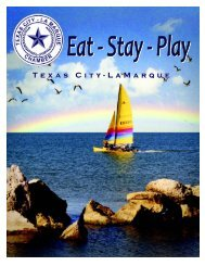 Eat Stay Play.pub - Texas City-La Marque Chamber of Commerce