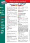 Speed Voice 56000 Nouvelles fonctions - Olitec - Page 2