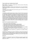 QUALITATIVE RESEARCH METHODS - Chnri - Page 3