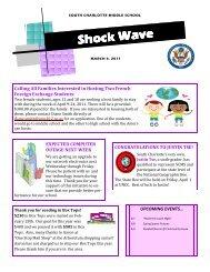 shockwave3-4.pub (Read-Only) - Charlotte-Mecklenburg Schools