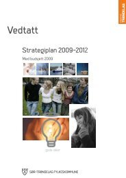Vedtatt - Sør-Trøndelag fylkeskommune
