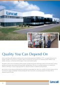 Lincat UK Price List January 2012 - CESA - Page 2