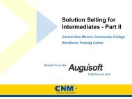 View the Presentation PDF - Augusoft