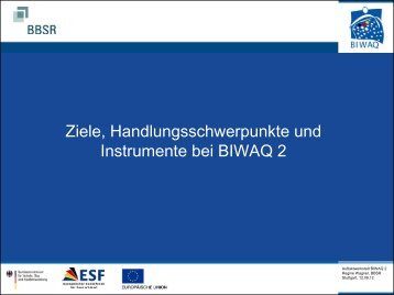 Download Präsentation (pdf/899-KB) - BIWAQ