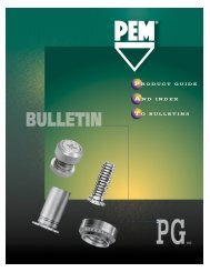 PG 802 - Penn Engineering & Manufacturing Corp.