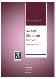 SmARt Shopping Project - index.tr [METU Computer Engineering ...