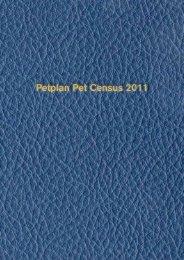 Petplan Pet Census 2011