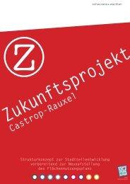 zukunftsprojekt castrop-rauxel gespräche zur stadtteilentwicklung ...