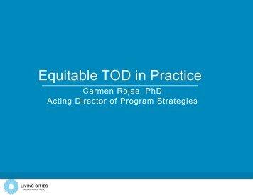 View Rojas presentation - Rail~Volution
