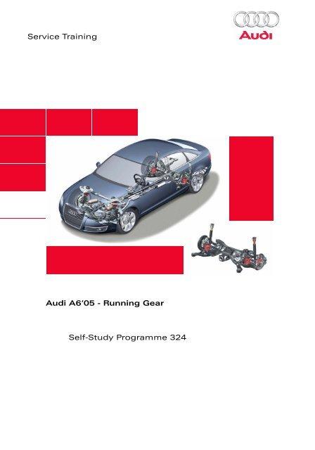 324 - Audi A6 2005 - VolksPage Net