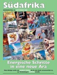Energische Schritte in eine neue Ära Energische ... - Globus Vision