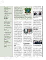 Agenda - Swiss Engineering STZ