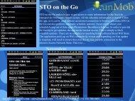 STO on the Go - RunMob