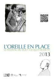 L'OREILLE EN PLACE - labastidedarmagnac.info