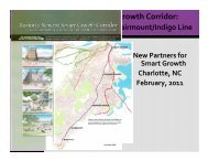 Collaborative Vision for the Fairmount/Indigo Line - New Partners for ...