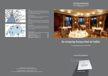 Function Rooms - Steigenberger Hotels and Resorts
