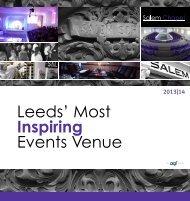 Leeds Conference Venue - Aql