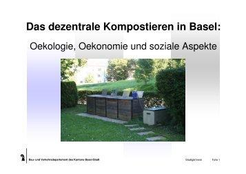 Dieter Simonet, Stadtgärtnerei Basel-Stadt - Sun21
