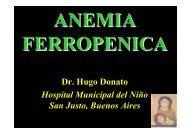 Dr. Hugo Donato Hospital Municipal del Niño San Justo, Buenos Aires