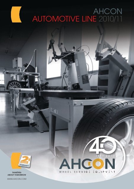 AHCON AUTOMOTIVE LINE 2010/11 - Flex1one