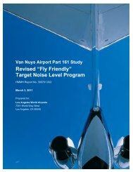 """Revised """"Fly Friendly"""" - Los Angeles World Airports"""