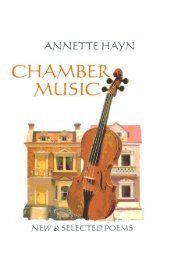 Chamber Music - Poet's Press