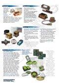 Soluzioni di misura, acquisizione e analisi per l'industria, la ... - Page 6