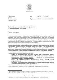 Tartu LV_soovitus - Õiguskantsler