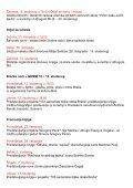 Mjesec hrvatske knjige 2012. Program događanja u GKMM - Page 2