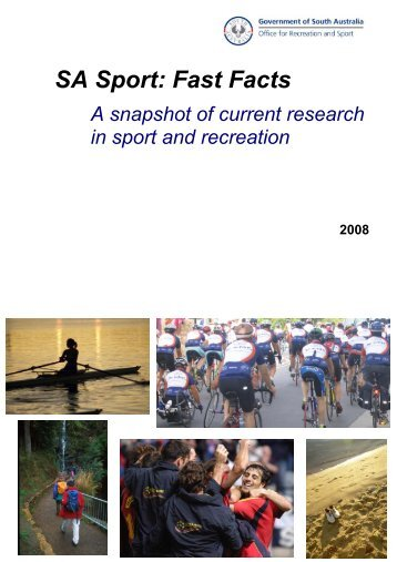 SA Sport: Fast Facts - Office for Recreation and Sport