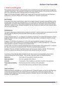 SA Sport: Fast Facts - Office for Recreation and Sport - Page 3