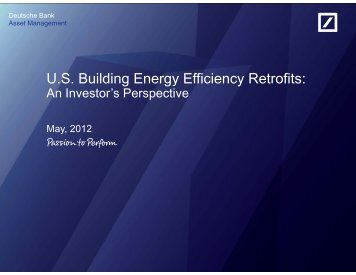 Jake Baker - American Council for an Energy-Efficient Economy