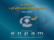 Relazione Dott. Oliveti - Ordinemedici.bz.it