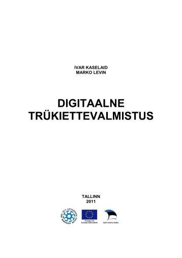 Digitaalne trükiettevalmistus
