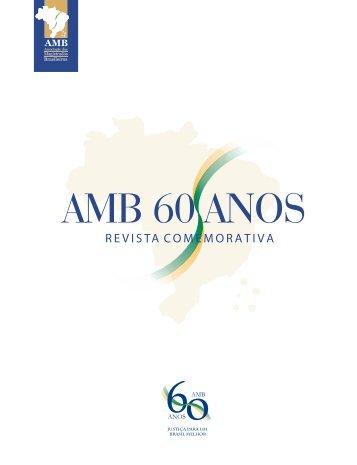 REVISTA comEmoRATIVA - AMB