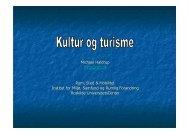 Michael Haldrup mhpAruc.dk Rum, Sted ' Mobilitet Institut for Milk ...