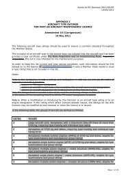 Annex to ED Decision 2011/003/R - EASA - Europa